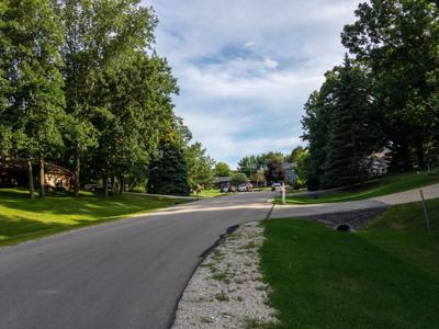 Police incident on Crystal Spring Drive