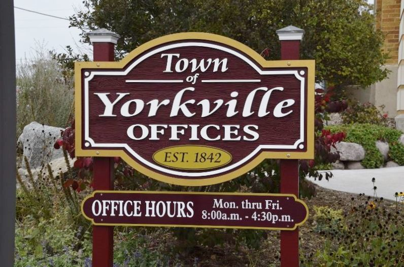 Town of Yorkville News