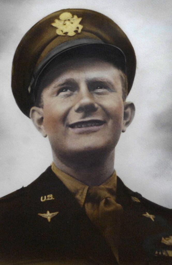 Maj. John Jerstad