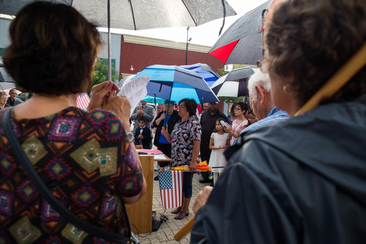 Ricardo Fierro prayer vigil