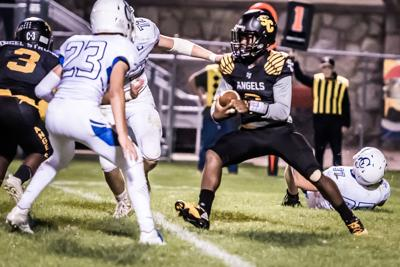 High school football: St  Catherine's pulls away from