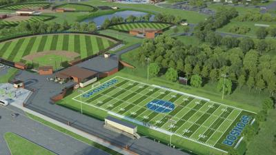 Pritchard Park athletic complex