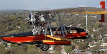 Johnson family's Spirit of Carnauba makes its final flight