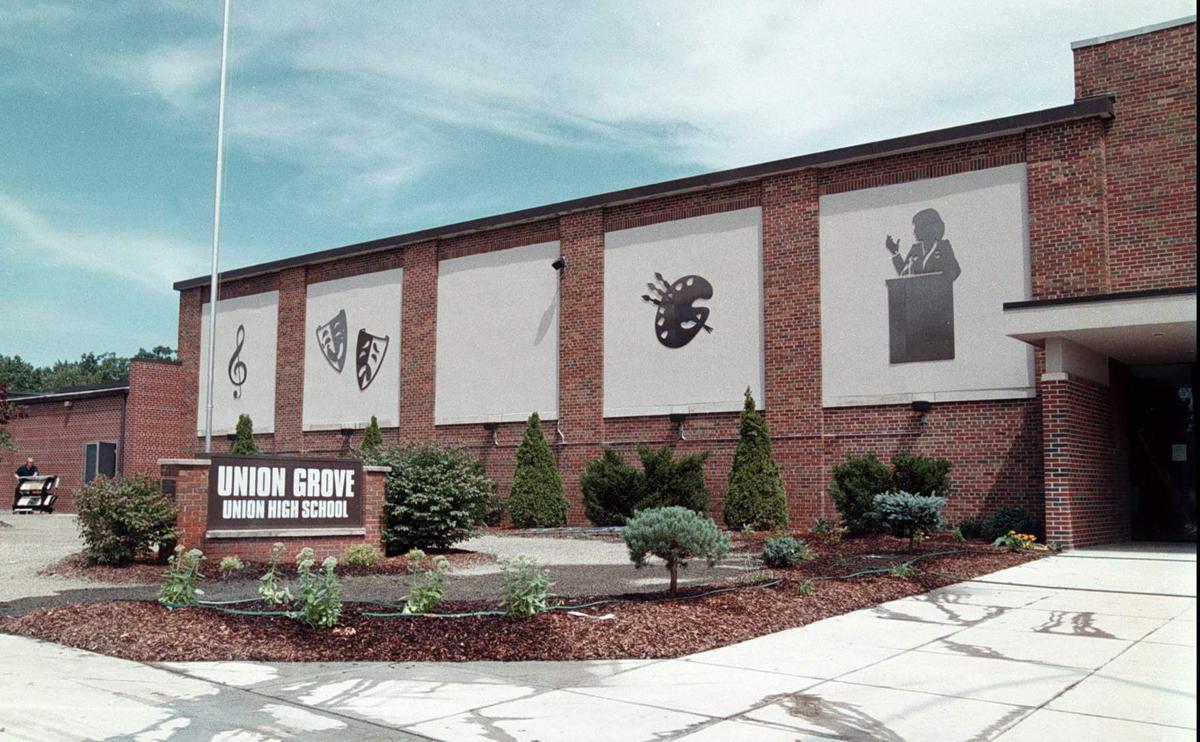 Union Grove High School building