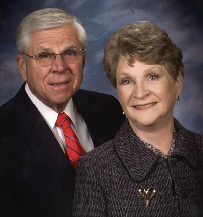 Mr. and Mrs. Carl Granetzke