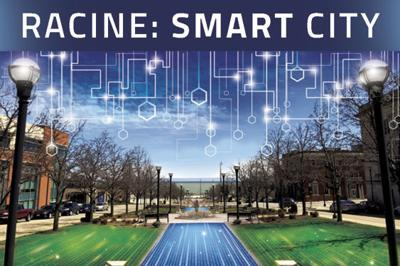 Smart cities Racine logo