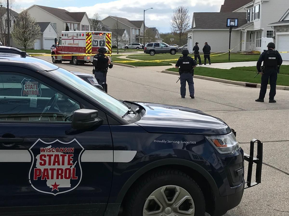 Kenosha shooting suspect found in Racine
