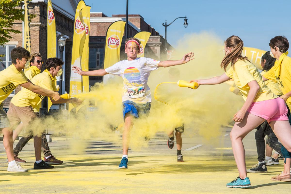 In photos color run 2017 local news journaltimes color run 2017 publicscrutiny Gallery