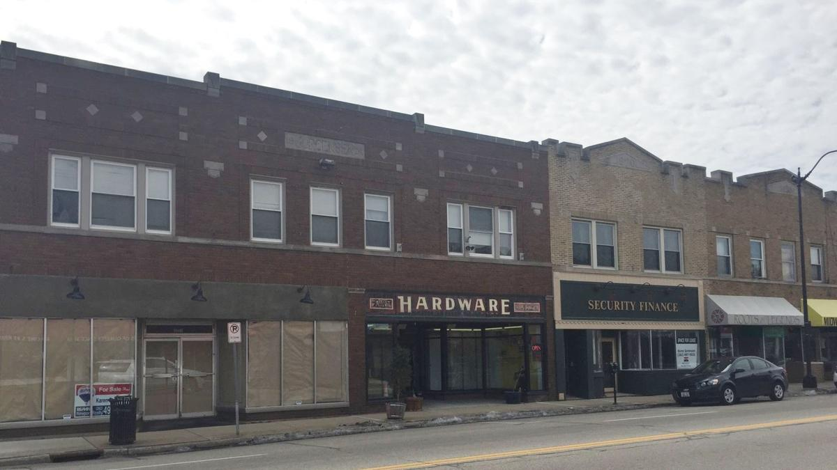 West Racine storefront vacancies