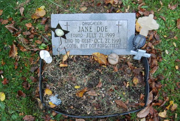 Jane Doe exhumed