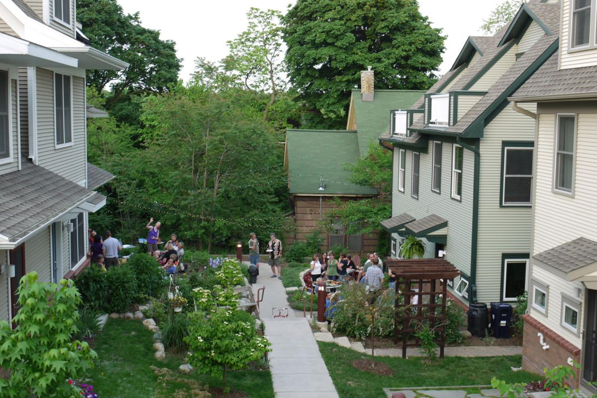 Homes Cohousing
