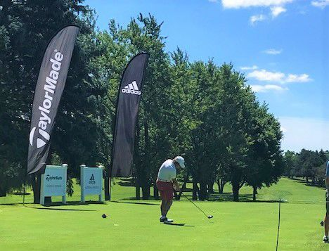 Aug. 10-12, 2020 American Junior Golf Association tournament at Meadowbrook Country Club, Mount Pleasant