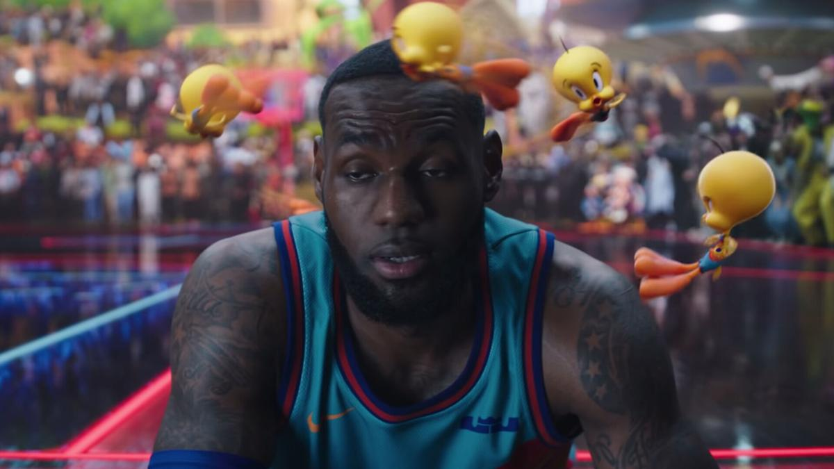 LeBron James morphs into Looney Tunes character in 'Space Jam: A New Legacy' trailer