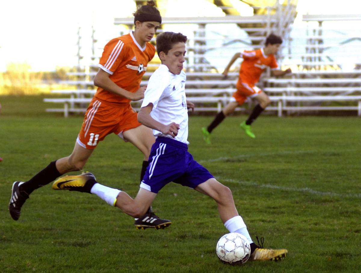 In Photos: Racine Lutheran edged in Division 4 soccer playoffs
