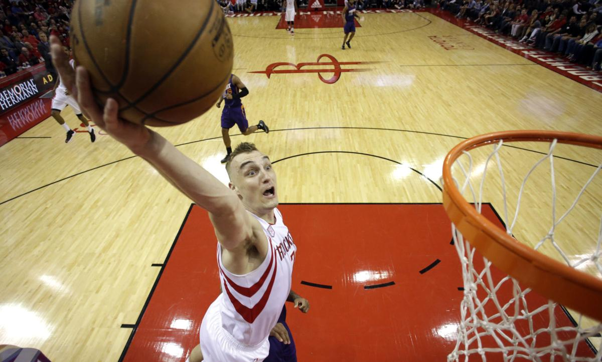 Sam Dekker Rockets