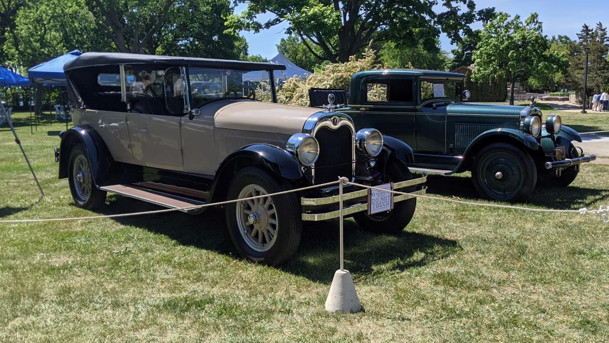 Museum antique cars