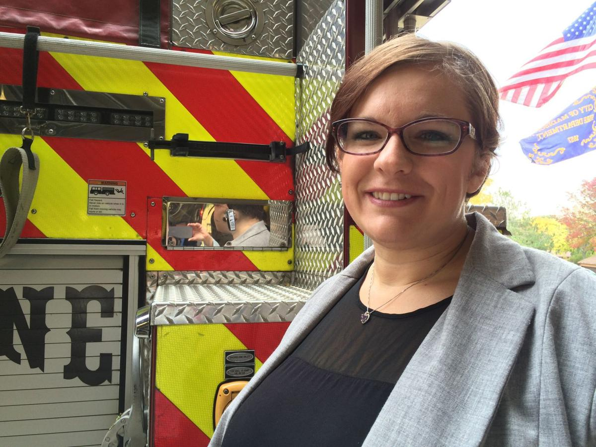 Why At Least One Madisonian Has To >> Know Your Madisonian Madison Fire Pio Cynthia Schuster Is Wsum S