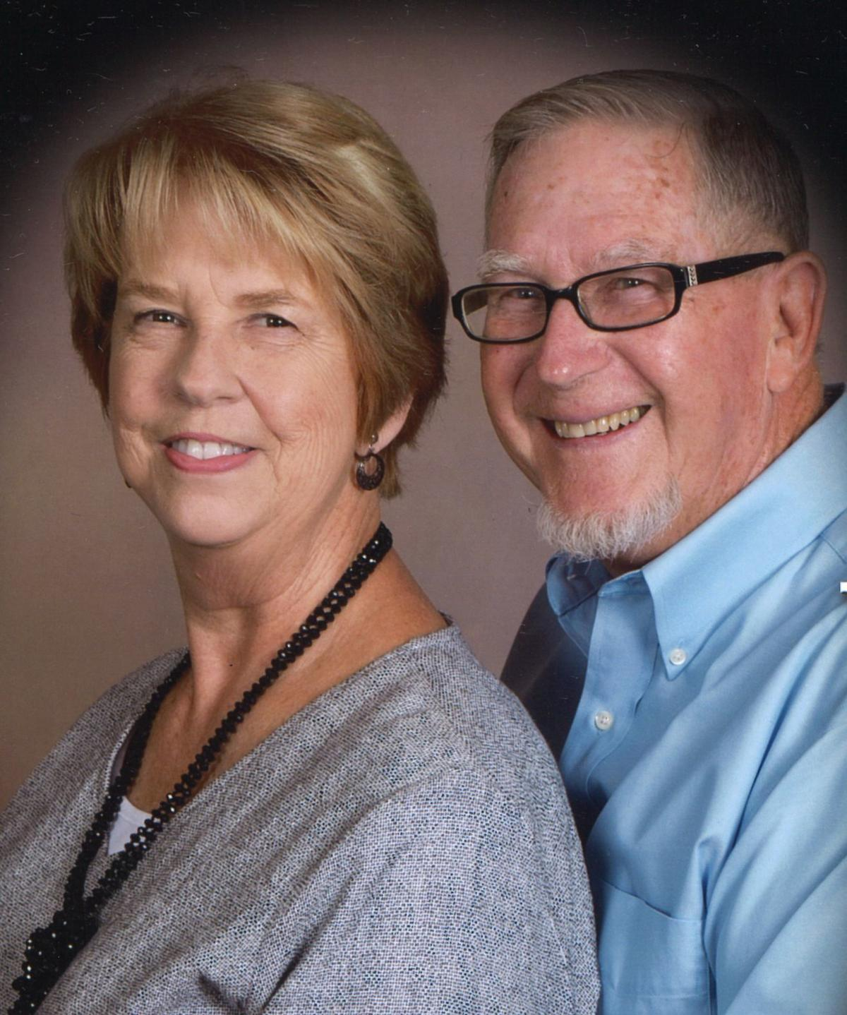 Mr. and Mrs. Roger Exner