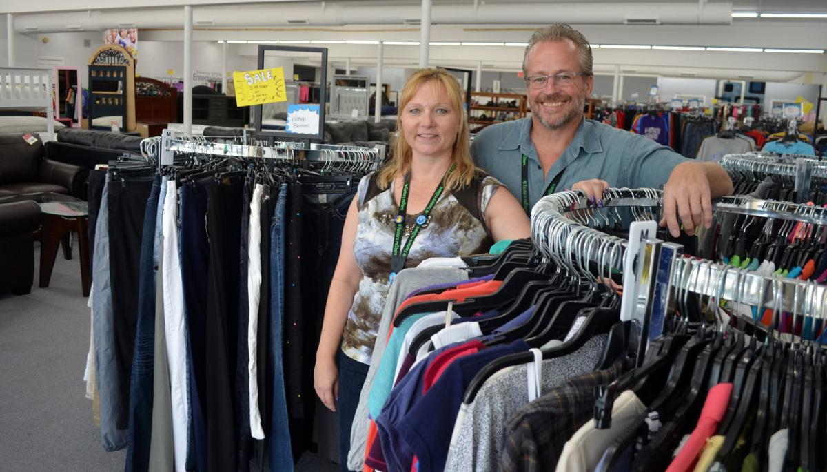 8b987af3 New thrift store benefits foster children | Money | journaltimes.com