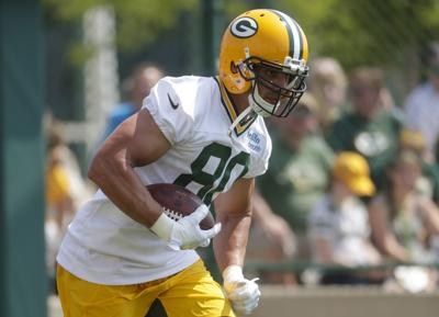 Packers Camp Football