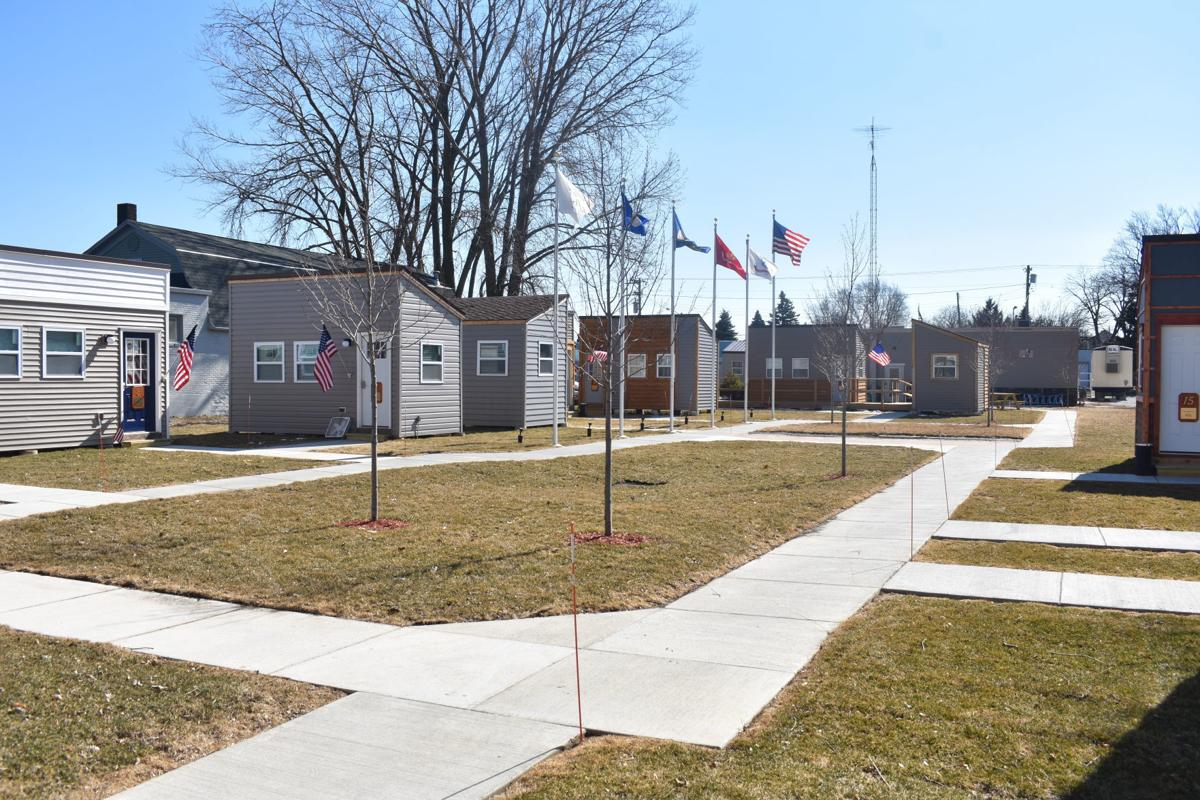James A. Peterson Veteran Village