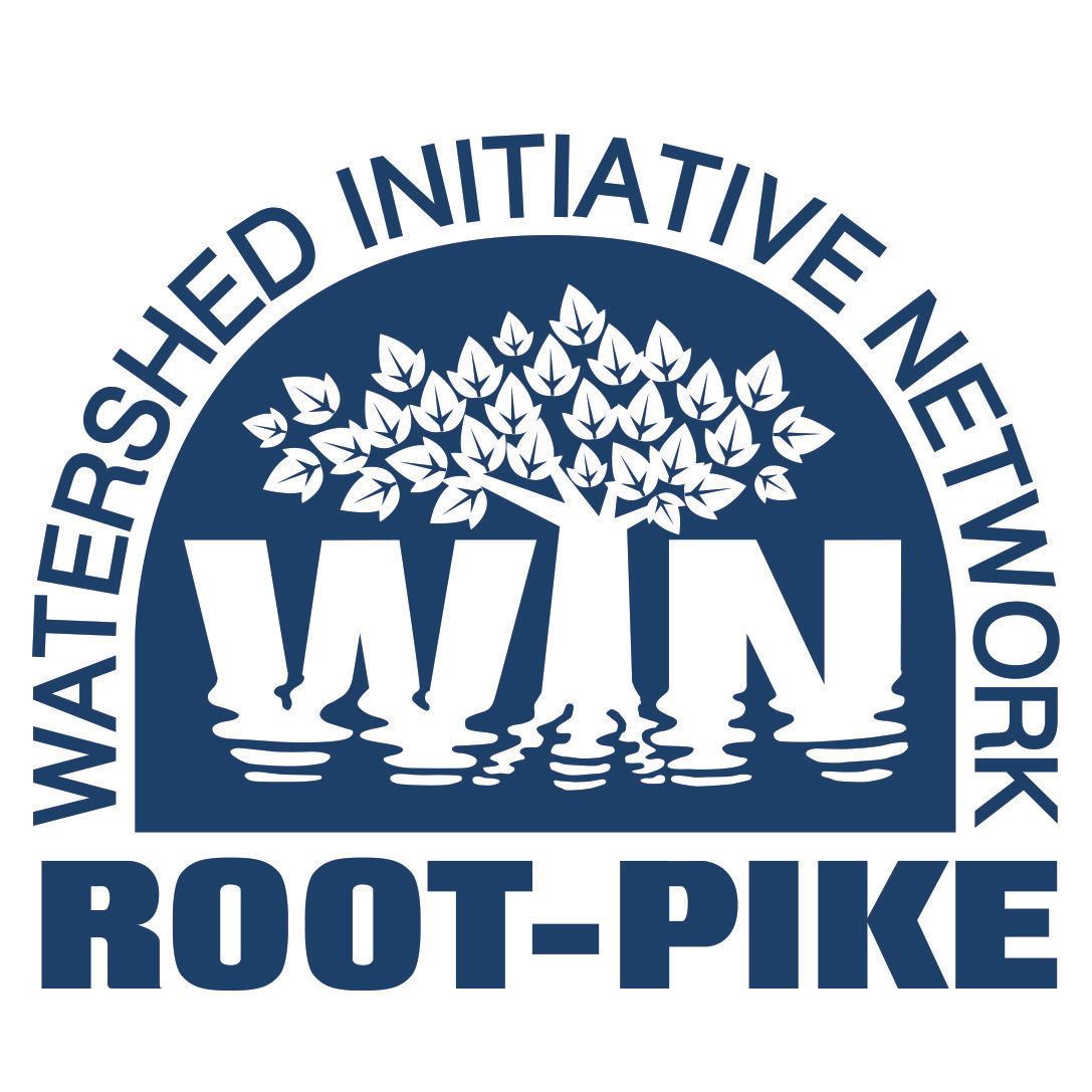 Root-Pike WIN Watershed Initiative Network logo