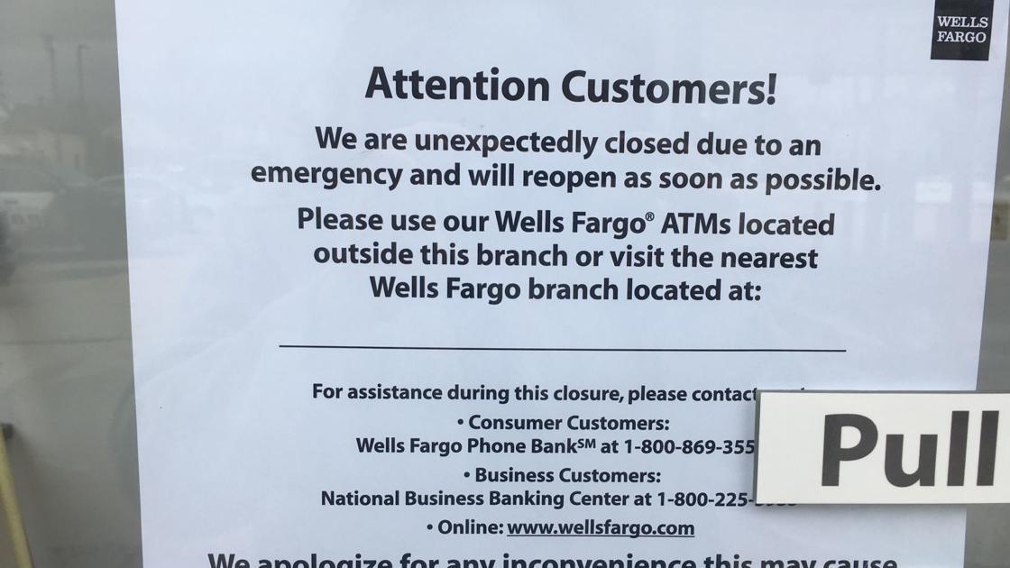 Wells Fargo robbed     journaltimes com