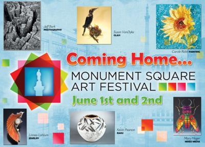 Monument Square Art Festival