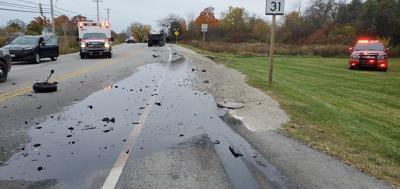 Highway 32 crash