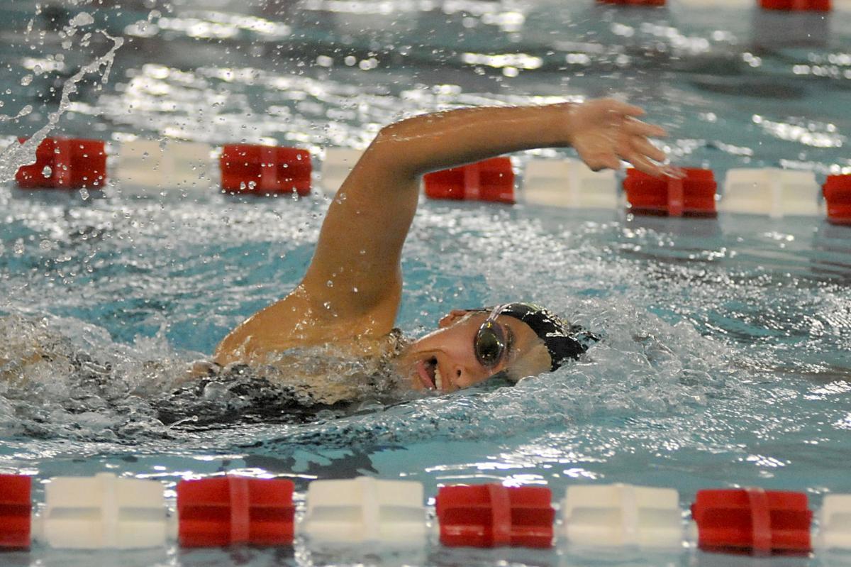 Natalia Badillo, Case swimming