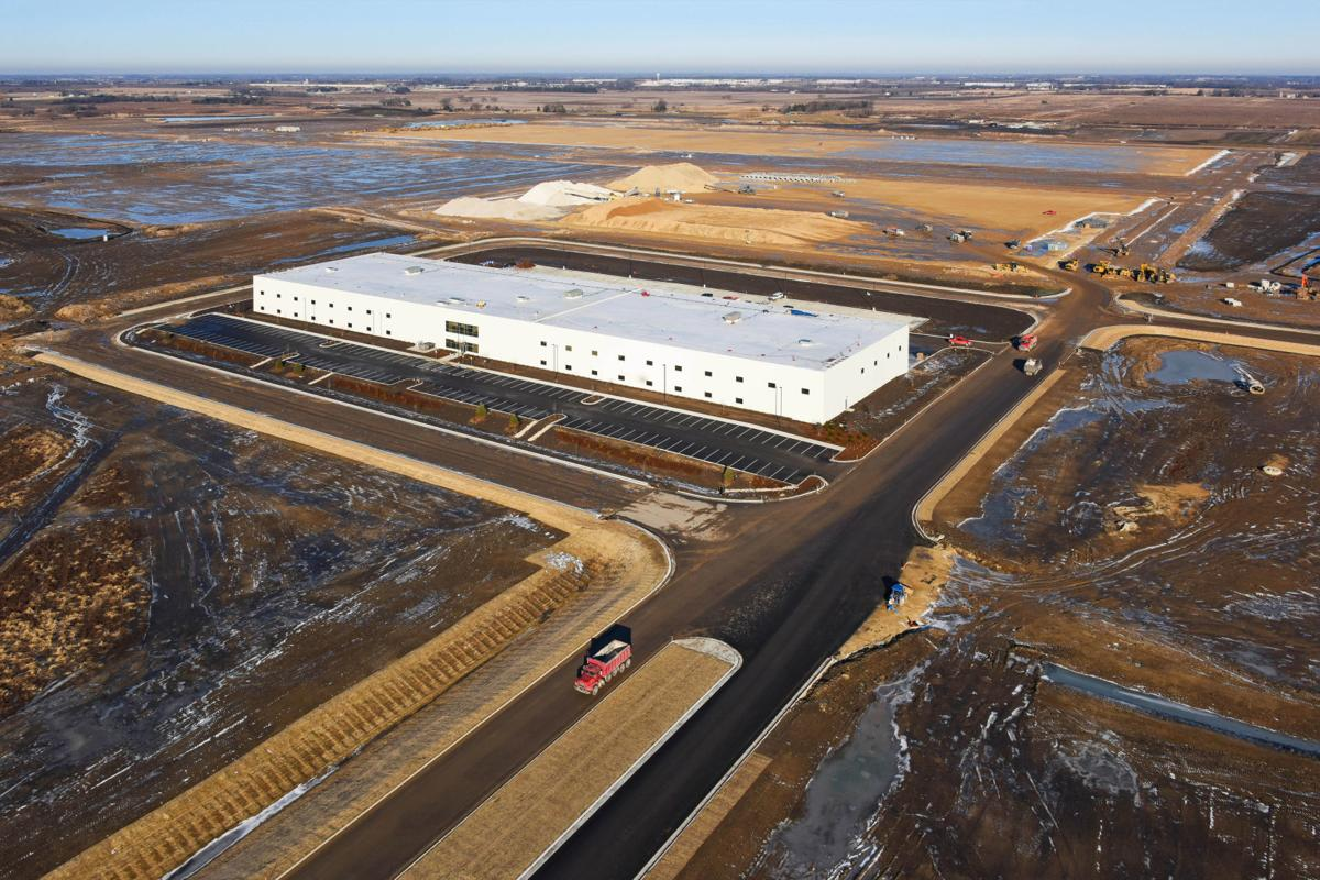 Foxconn aerial view