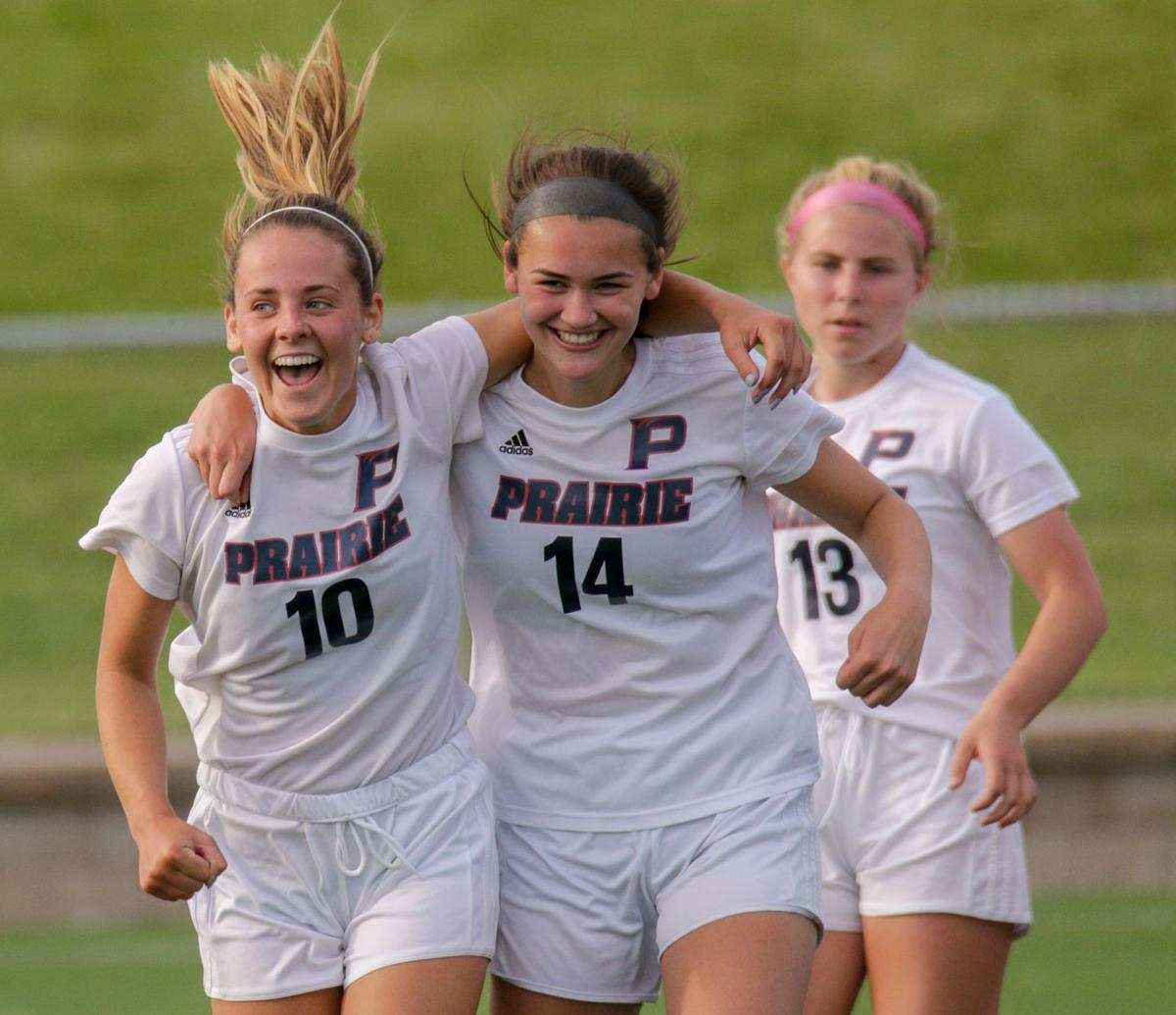 Prairie soccer in Division 4 semifinal