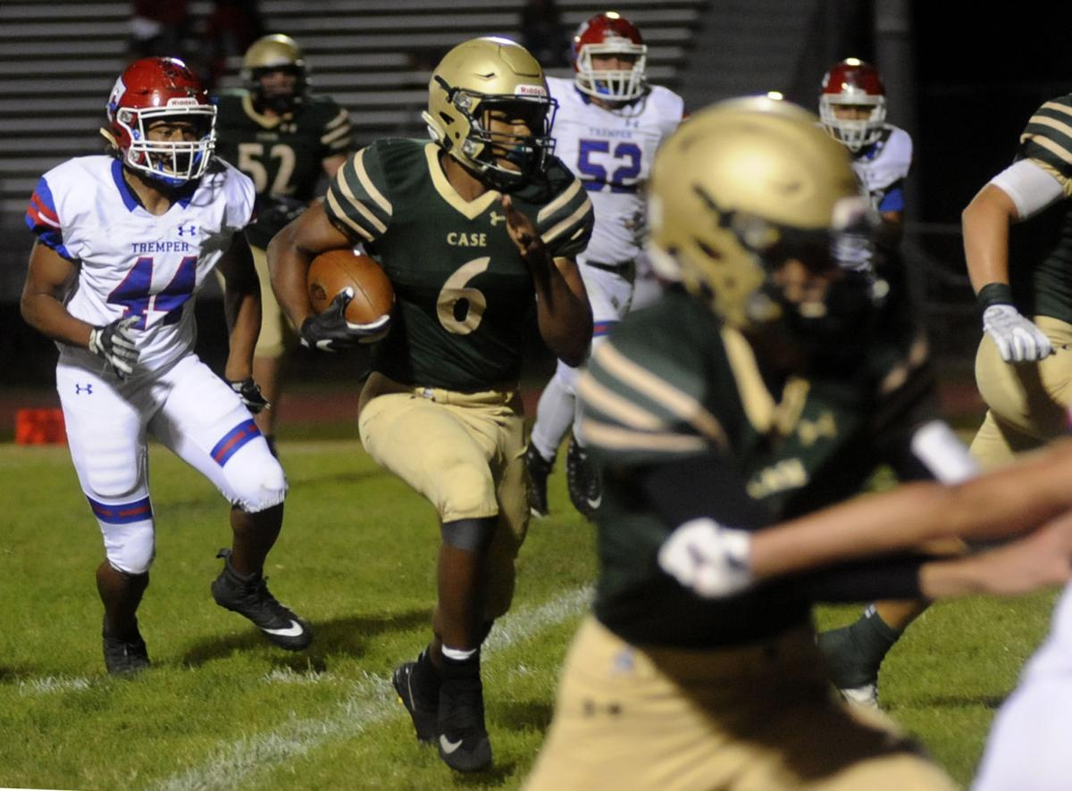 In Photos: Case celebrates Homecoming with win over Tremper