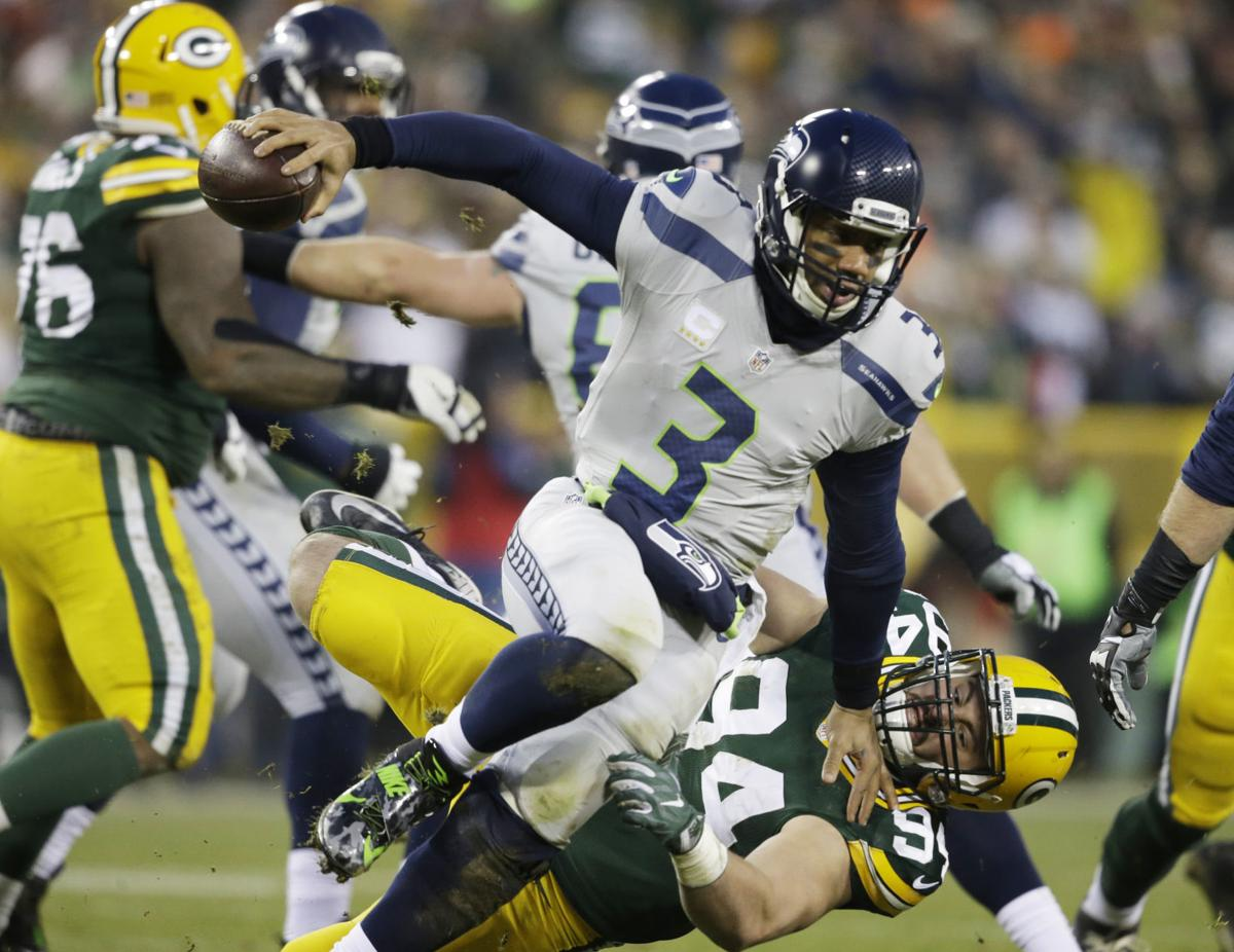 Seahawks Packers Football (copy)
