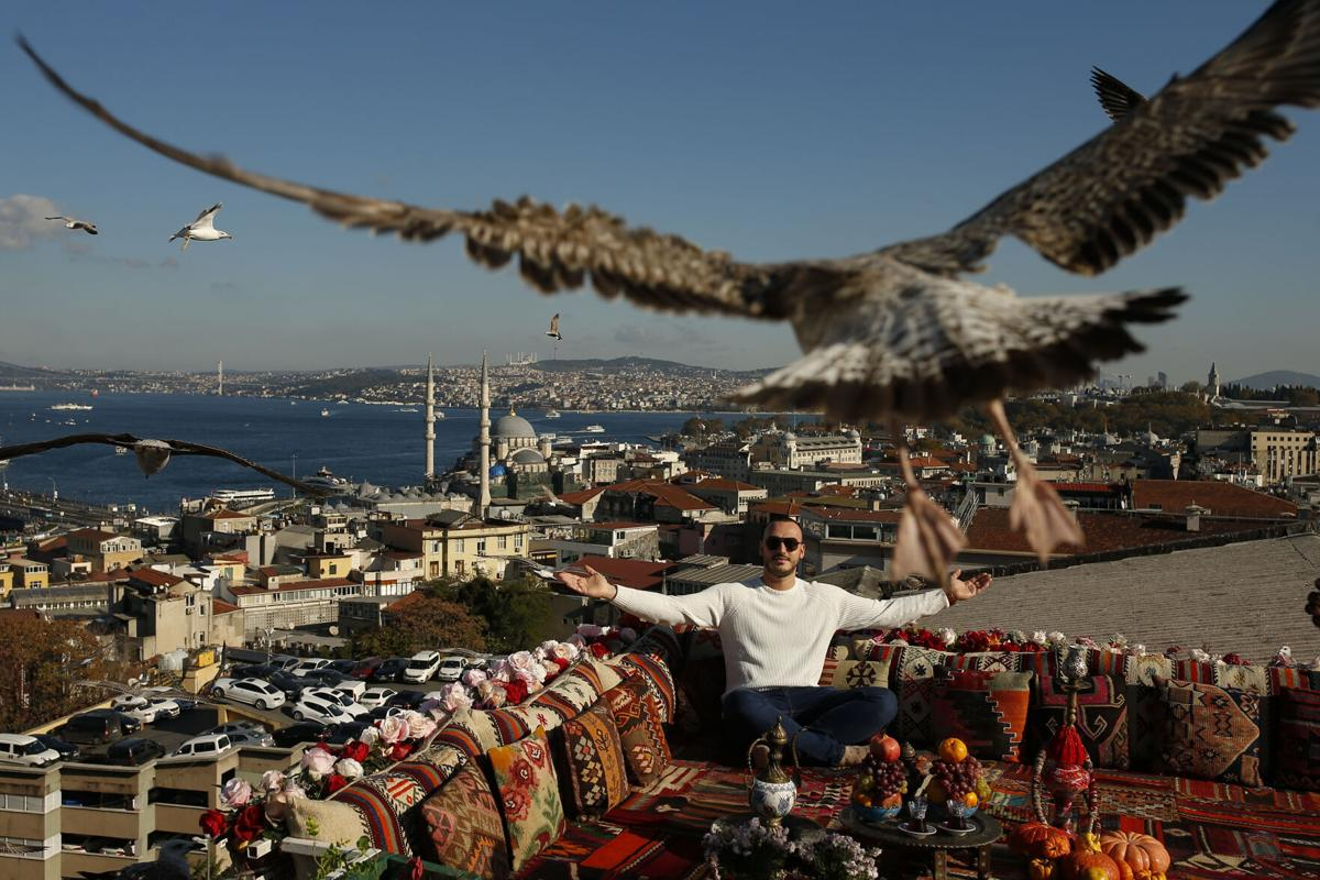 APTOPIX Turkey Daily Life