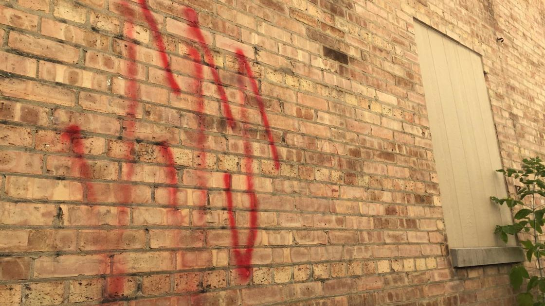 Oak Creek man pleads guilty to federal charges related to vandalism of Racine synagogue