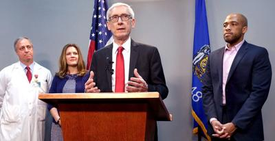 Governor Evers Visits Gundersen