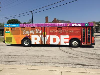RYDE bus