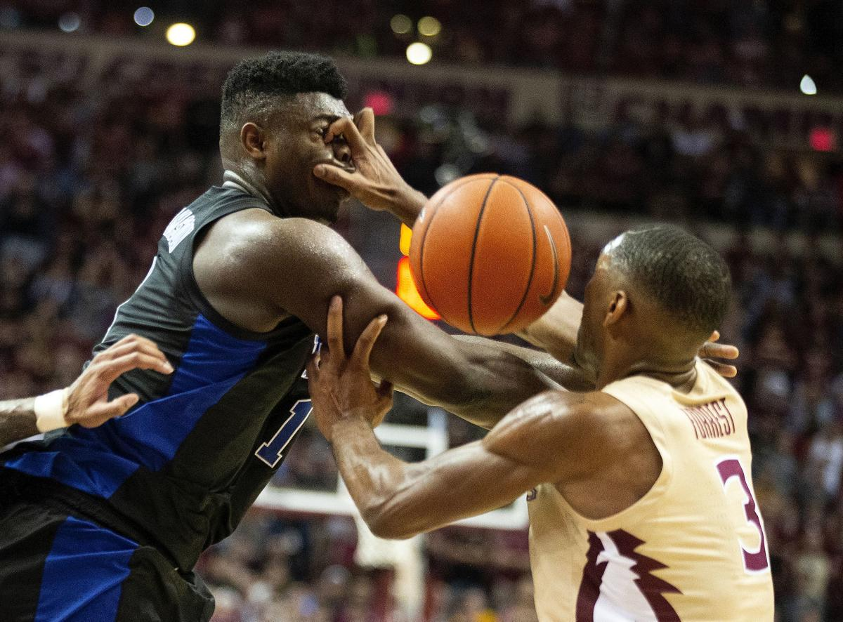 APTOPIX Duke Florida St Basketball