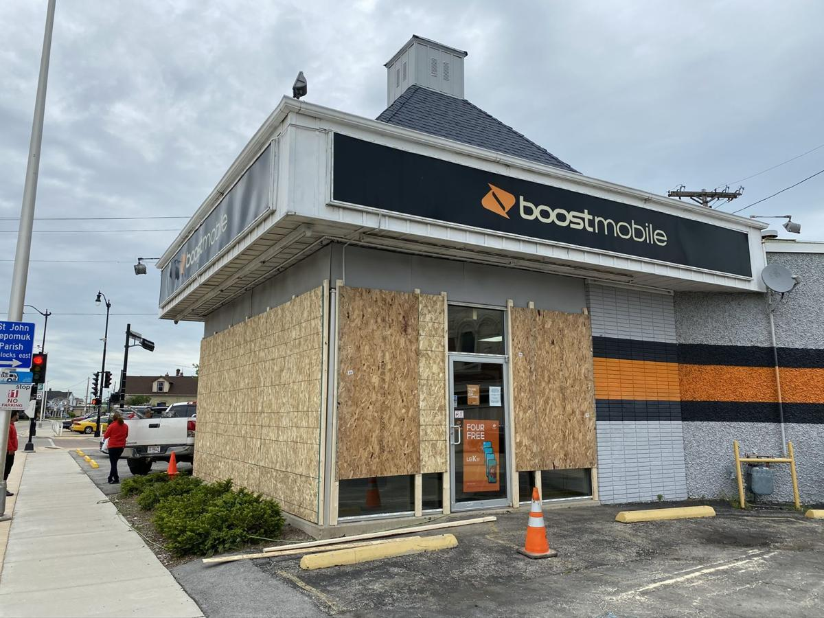 Boost mobile storefront