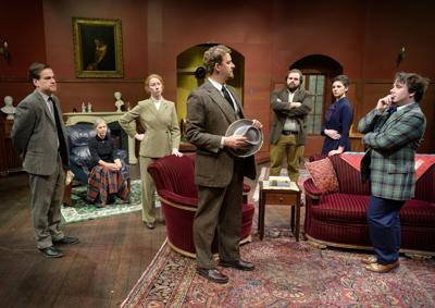 'THE MOUSETRAP' OPENS AT RTG