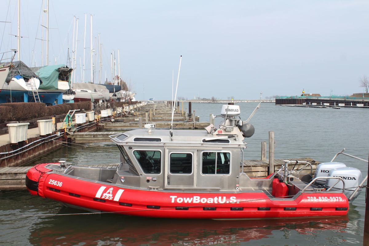 TowBoatUS in Pugh Marina