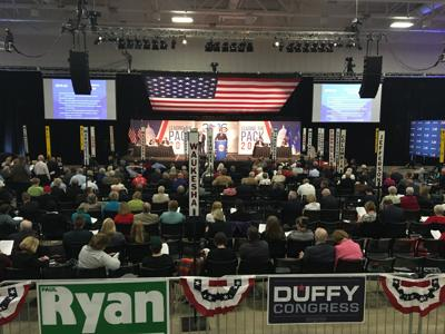 Republicans called for unity at their annual state convention