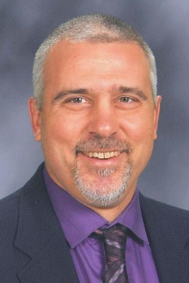 Ed Brzinski, superintendent Waterford Graded School District