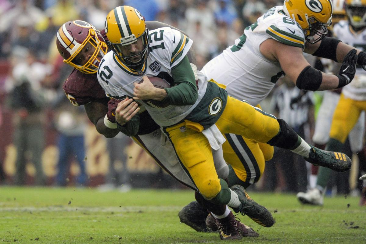 ff07d200609 Packers: Penalties, dropped passes killers in 31-17 loss to Redskins ...