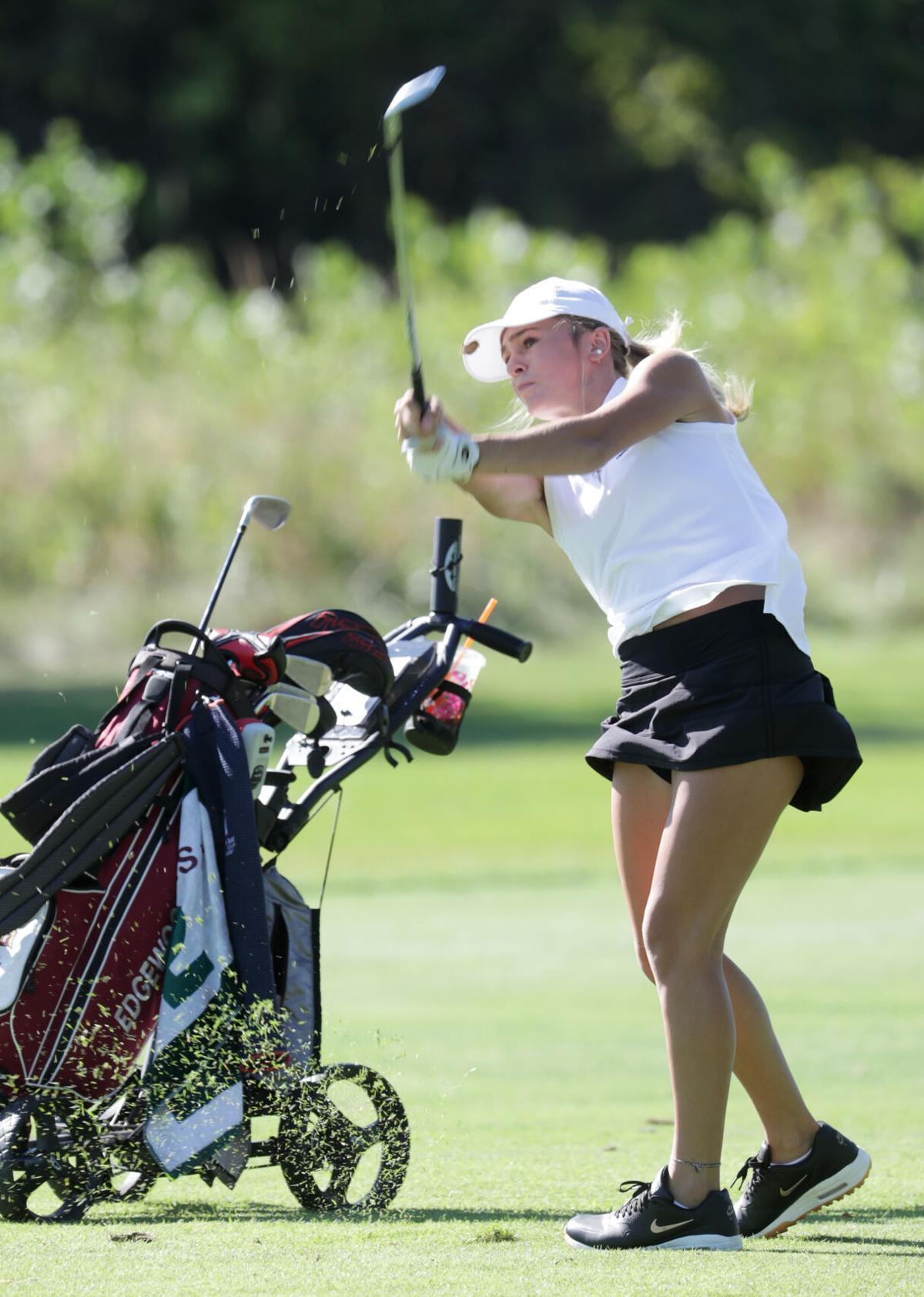 Madison Edgewood and Watertown girls golf