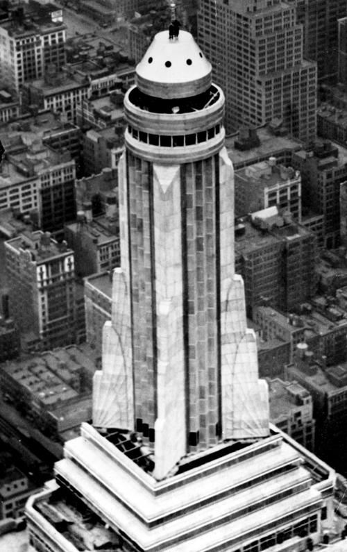 1931 Empire State Building Journaltimes Com