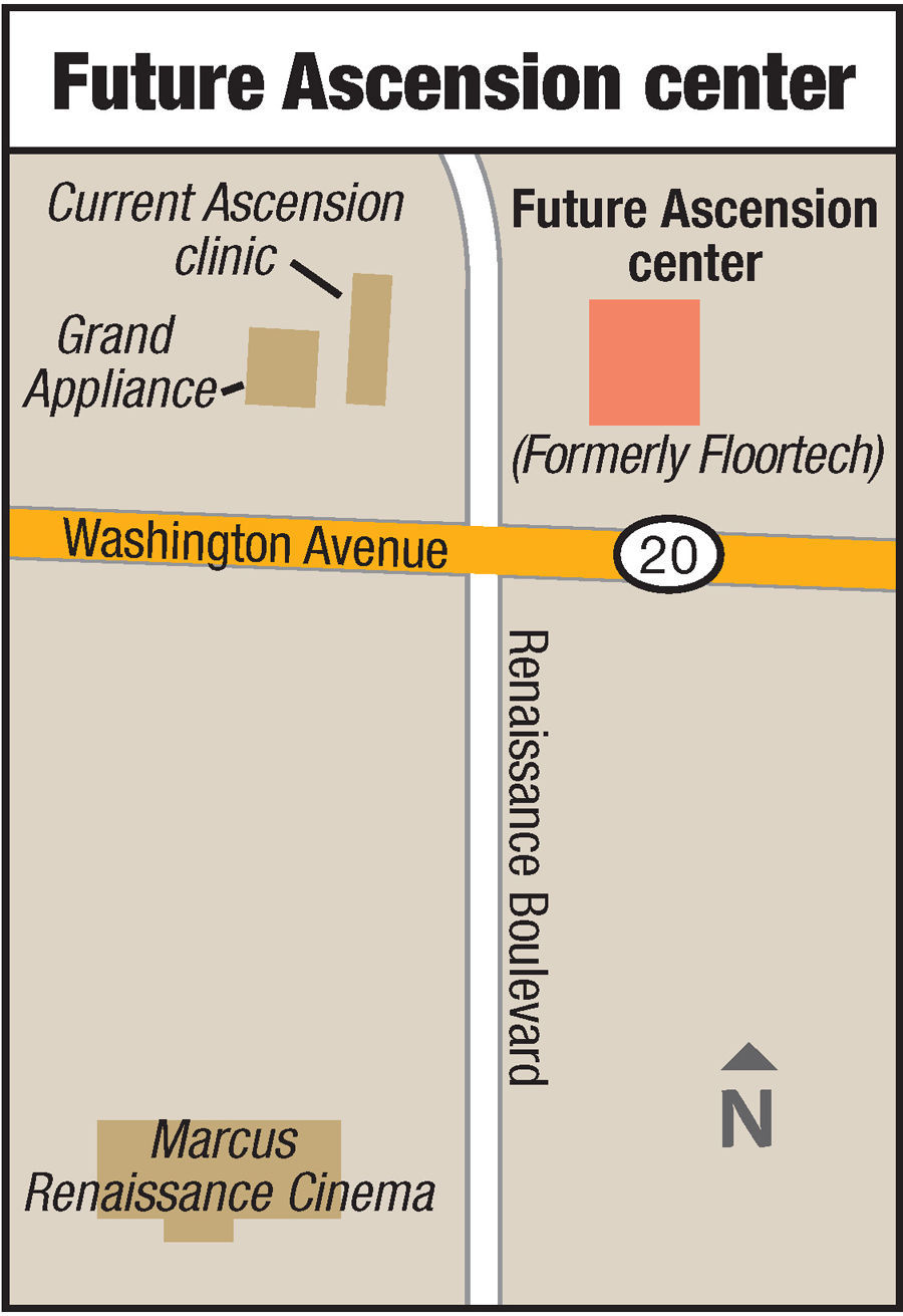 Ascension to build new $42 million medical center | Local News