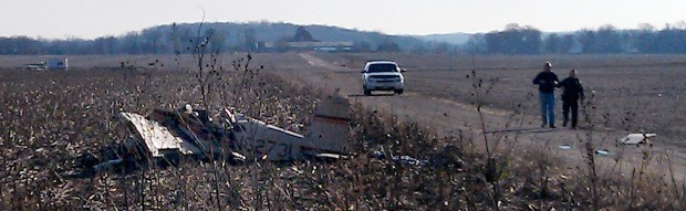 Father, daughter killed in plane crash | Crime and Courts