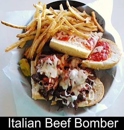 Italian Beef Bomber